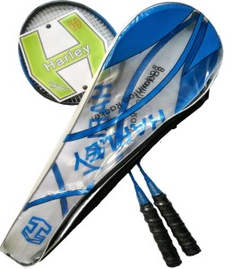 Suvesa Harley Badminton Racket(Colours May Vary Depending On Availability) (Multicolor) G4 Strung