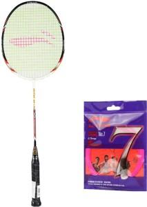 Li-Ning XP G-Tek-68 Badminton Racket + 1 String G4 Strung