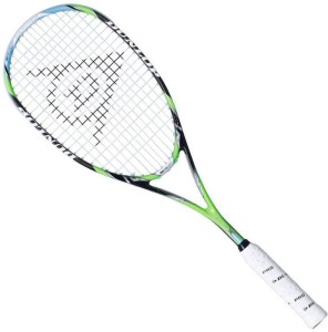 Dunlop AEROGEL D ULTIMATE Squash Racquet G4Multicolor, Weight - 160 g