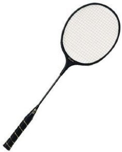 CSI Cannon Sports All Steel Badminton Racket with Coated Steel Strings G4