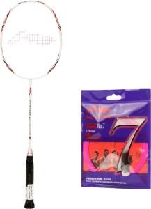 Li-Ning XP G-Tek-58 Badminton Racket + 1 String G4 Strung
