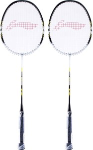 Li-Ning Smash XP-808 (Pack of 2) G4 Strung