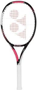 Yonex EZONE Ai Lite Black and Pink Tennis Racquet G4 Strung