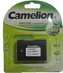 Camelion DC ENEL14 Rechargeable Li-ion Battery