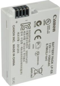 Canon LP-E8 Rechargeable Li-ion Battery