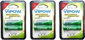 Vipow 1.2 v AA 1800 3 Pcs