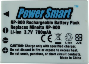 Power Smart 700mAh Replacement for Minolta NP-900 Rechargeable Li-ion Battery