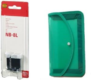 HAWK NB-8L Rechargeable Li-ion Battery