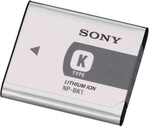 Sony NP-BK1 Rechargeable Li-ion Battery