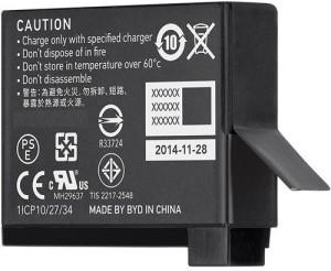 HAWK AHDBT-02 Rechargeable Li-ion Battery
