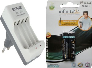 ENVIE ENVIE AAA 110 Rechargeable Ni-MH Battery
