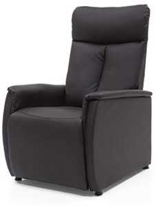 Urban Ladder Bertie Compact Leatherette Manual Recliners