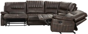 Durian Leather Manual Recliners