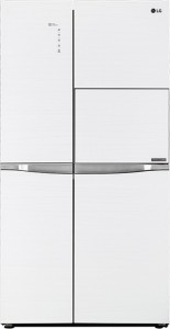 LG 675 L Frost Free Side by Side Refrigerator