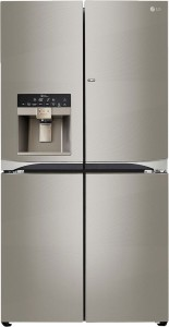 LG 889 L Frost Free Side by Side Refrigerator