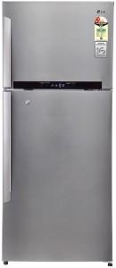 LG 511 L Frost Free Double Door Refrigerator