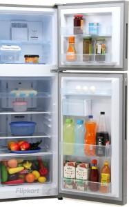 411b5786e59 Haier 247 L Frost Free Double Door Refrigerator HRF 2674PSG R Silver ...
