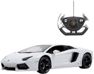 6adb55095939 Rastar Lamborghini Aventador White White Best Price in India ...