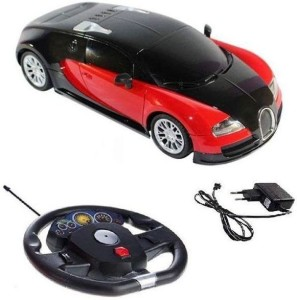 cuddles bugatti veyron remote control rechargeable car red best