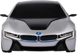 Saffire Bmw I8 Concept 1 24 Remote Control Sports Car Silver Best
