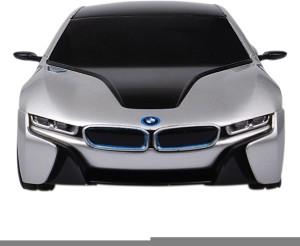 Saffire Bmw I8 Concept 1 24 Remote Control Sports Car Silver Best