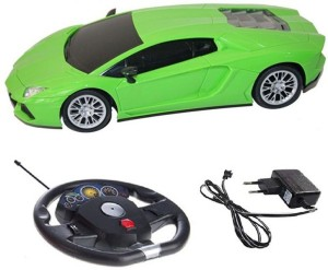 A R Enterprises Remote Contro Lamborghini Car Multicolor Best Price