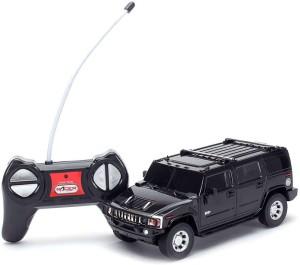 A R Enterprises Rechargeable Rc Hummer Like Car For Kids Black Best