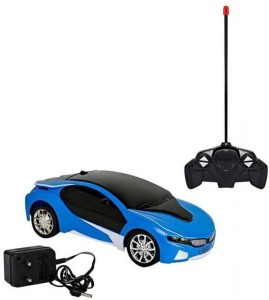 A M Enterprises Bmw I8 3d Remote Control Electric Chargeable