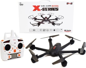 Building Mart Powerful Professional 2 4G 6 Axis Gyro RC Hexacopter with  Headless Mode & 3D RollBlack