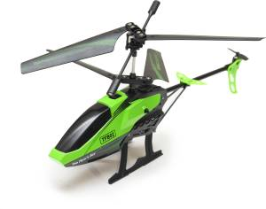 The Flyer's Bay 3.5 Channel Digitally Proportionate Helicopter (Justice Series) with Detachable battery