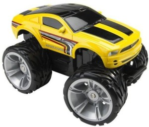 Mattel Tyco R C Ford Mustang Gt Big Rides Multicolor Best Price In