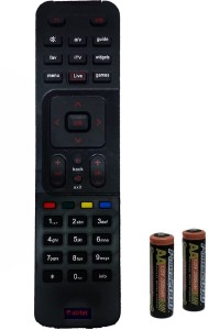 Airtel 100% Original Digital Tv Non Recording Remote Controller