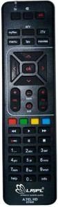 Lripl DTH REMOTE Compatible for AIRTEL DTH with Learning Remote Controller