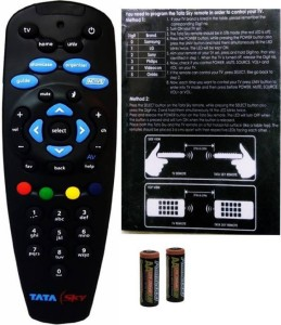 Tata Sky rmot17 Remote Controller