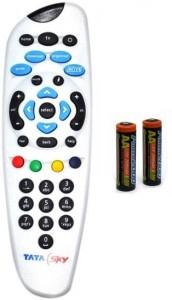 Tata Sky Universal Original White Remote Controller