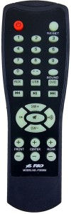 Fox F & D HOME THEATER F(3000U) Remote Controller