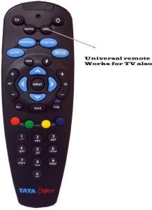 Tata Sky rmot19 Remote Controller