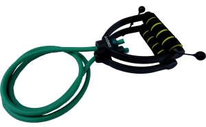 Kobo Thera / Tonning / Body Trimmer / Exercise Health Fitness (Imported) (Light/Green) Resistance Tube