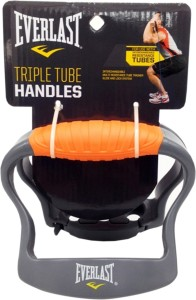 Everlast Triple Tube Handle without Resistance Tube