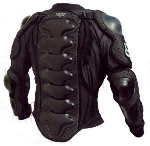 398836f1320 Fox F2XXXL-Riding Gear Body Armor For Bike- Black -Size - XXL Riding  Protective JacketBlack