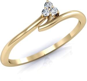 Vachya Glory 18kt Diamond Yellow Gold ring