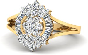 624406f2aeff2 WearYourShine by PC Jewellers The Larikha 18kt Diamond Yellow Gold ring