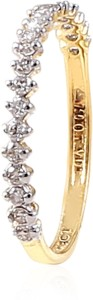 Jisha The Promise 18kt Diamond Yellow Gold ring