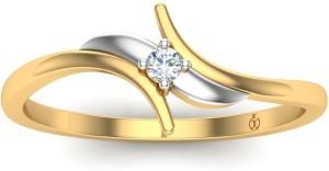 Theme Jewels 18kt Diamond Yellow Gold ring