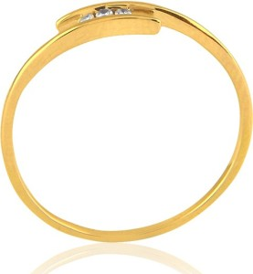 His & Her 18kt Diamond Yellow Gold ring
