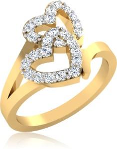 IskiUski Arabella 14kt Diamond Yellow Gold ring