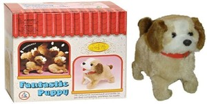 SHOPMELIVE Fantastic Jumping Puppy Toy  - 12 cm