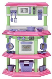 American Plastic Toys Very Own Sweet Treat Kitchen Set Best Price In