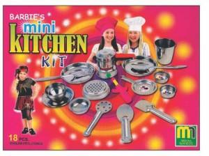 Barbie Mini Kitchen Set Best Price In India Barbie Mini Kitchen