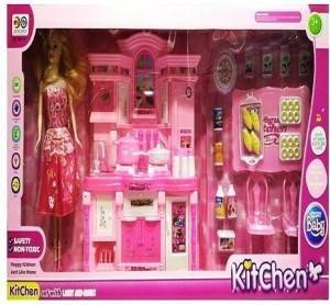 Price Of Barbie Set Cheap Toys Kids Toys
